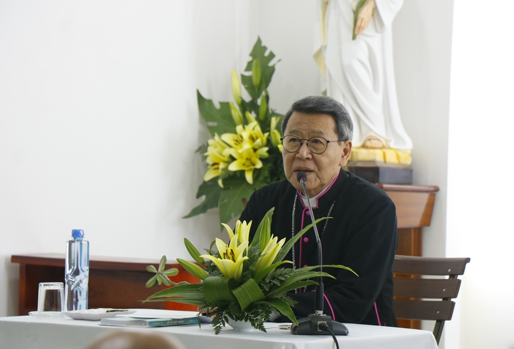 Linh mục đoàn Giáo phận Hà Tĩnh: Khai mạc Tuần Tĩnh Tâm năm 2020